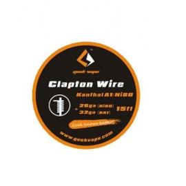 CLAPTON WIRE KANTHAL A1 (NI80) 5M GEEKVAPE