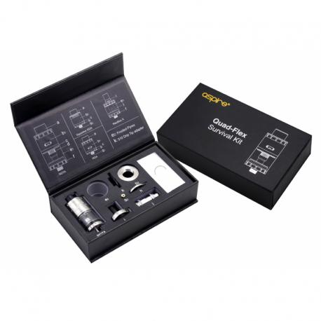 Aspire Quad-Flex Survival Kit