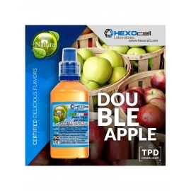 Natura Double Apple 30/60ml