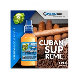 Natura Cuban Supreme 30/60ml