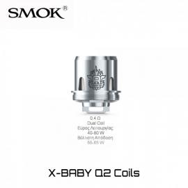 SMOK TFV8X-BABY Q2 COILS