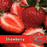 SCANDAL FLAVORS STRAWBERRY