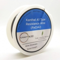 Crazy Wire Kanthal A1 (10meter)