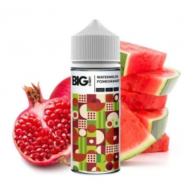 Watermellon Pomegranade 120ML BIG TASTY