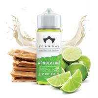 Scandal flavors Wonder Lime