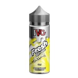 IVG Fresh Lemonade Flavor Shot 120ml